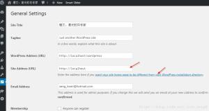 爱上源码网文章WordPress 网站设计入门 把WordPress放在一个独立子目录下的内容插图3
